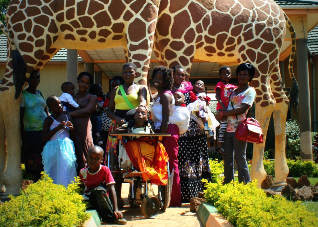 Suubi House - Sarah Bowman Masembe