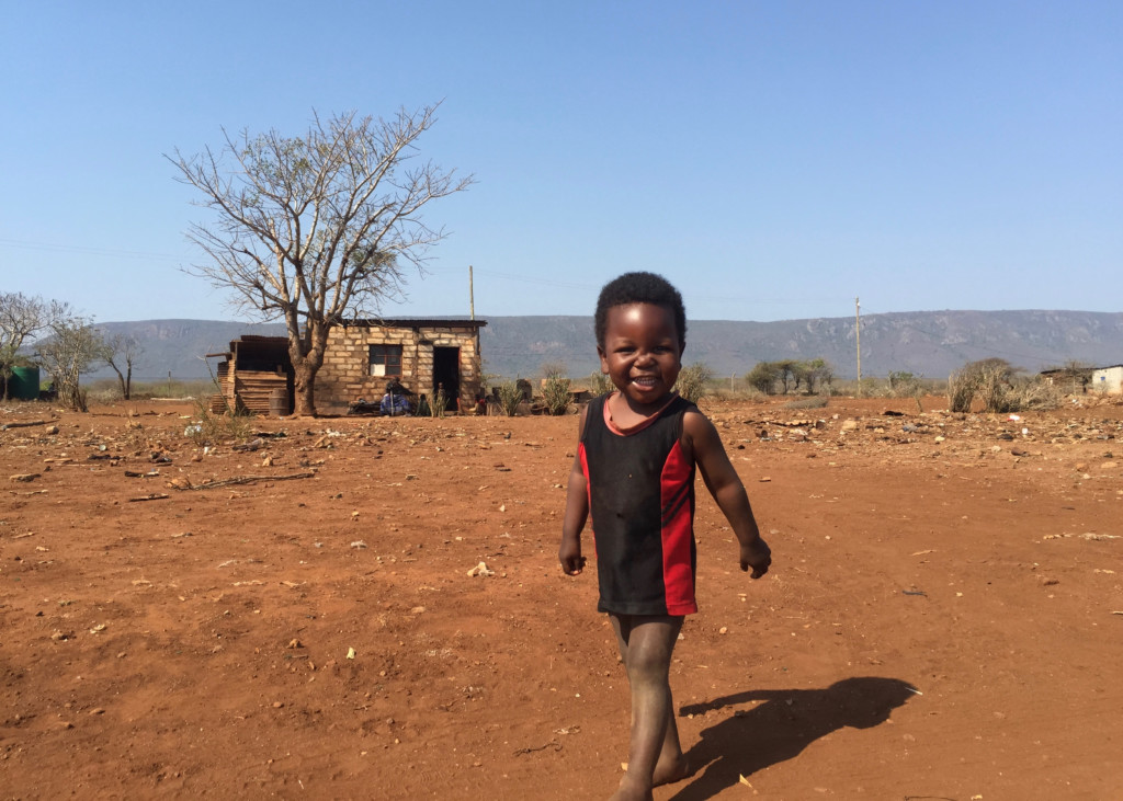 Orphan for a Day - The Cause Partners