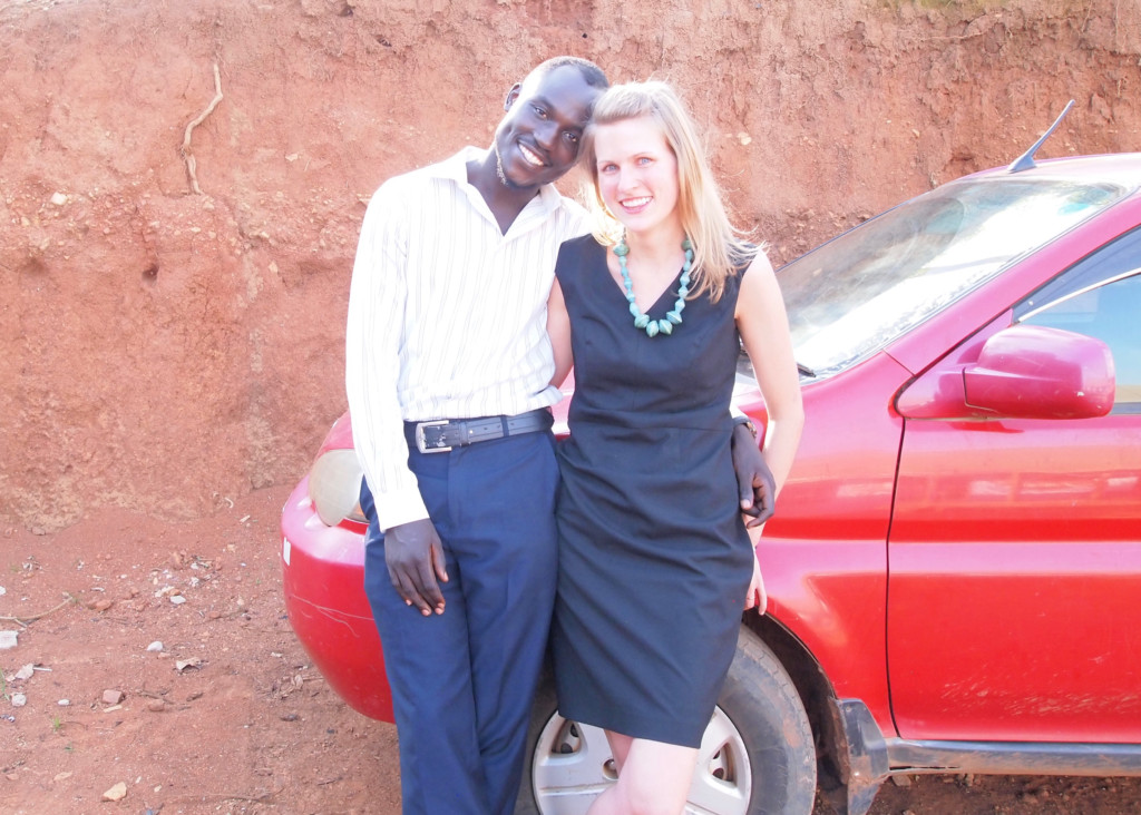 City Uganda - Sam and Bethany Nkoyoyo