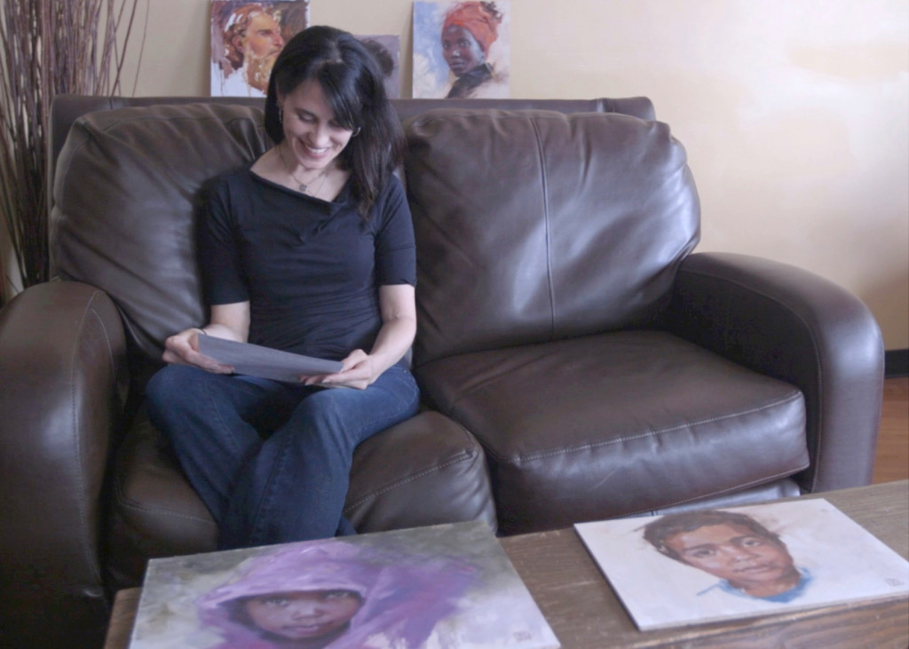 The Orphan Portrait Project - Tracey Sonneborn