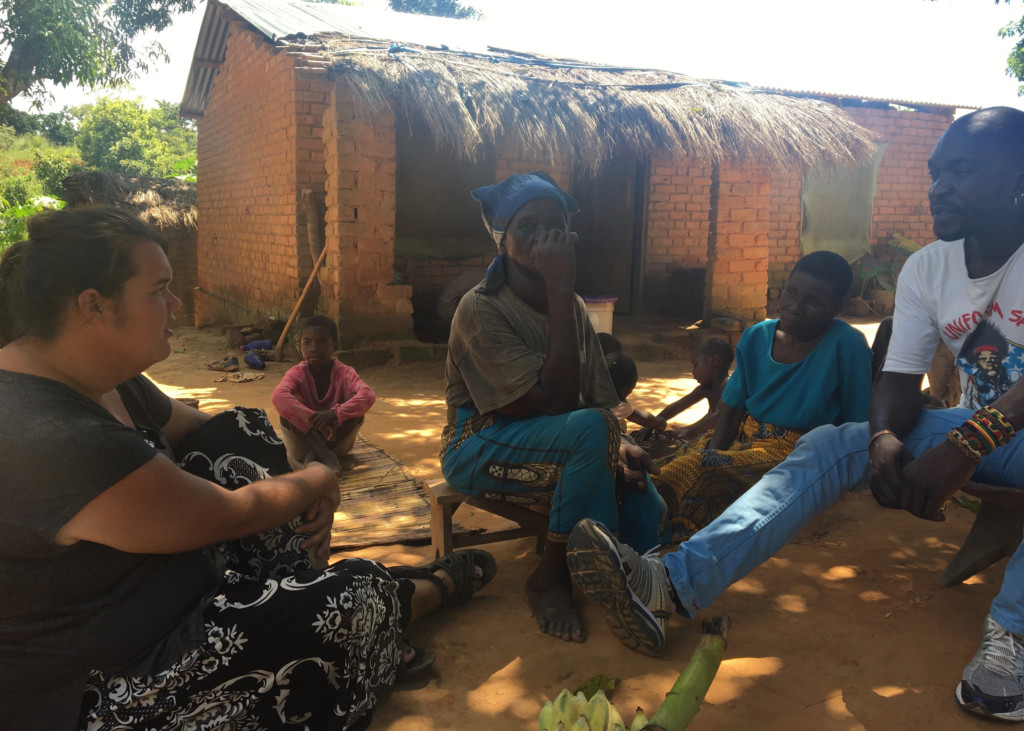 Mariah Paden Nkhata Bay Wings of Freedom Malawi