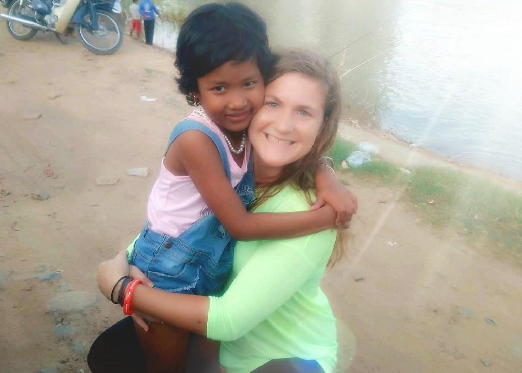 Katie Demech - YWAM Cambodia