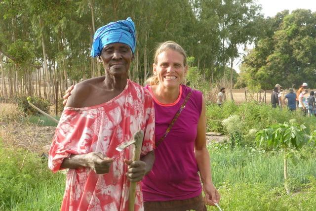 Ellen Mennell - Wipe Every Tear missionary